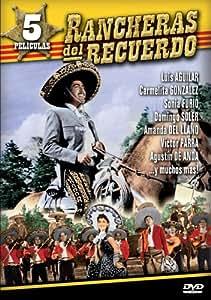 Recuerde del Rancheras 5 Peliculas [Import]: Amazon.ca ...