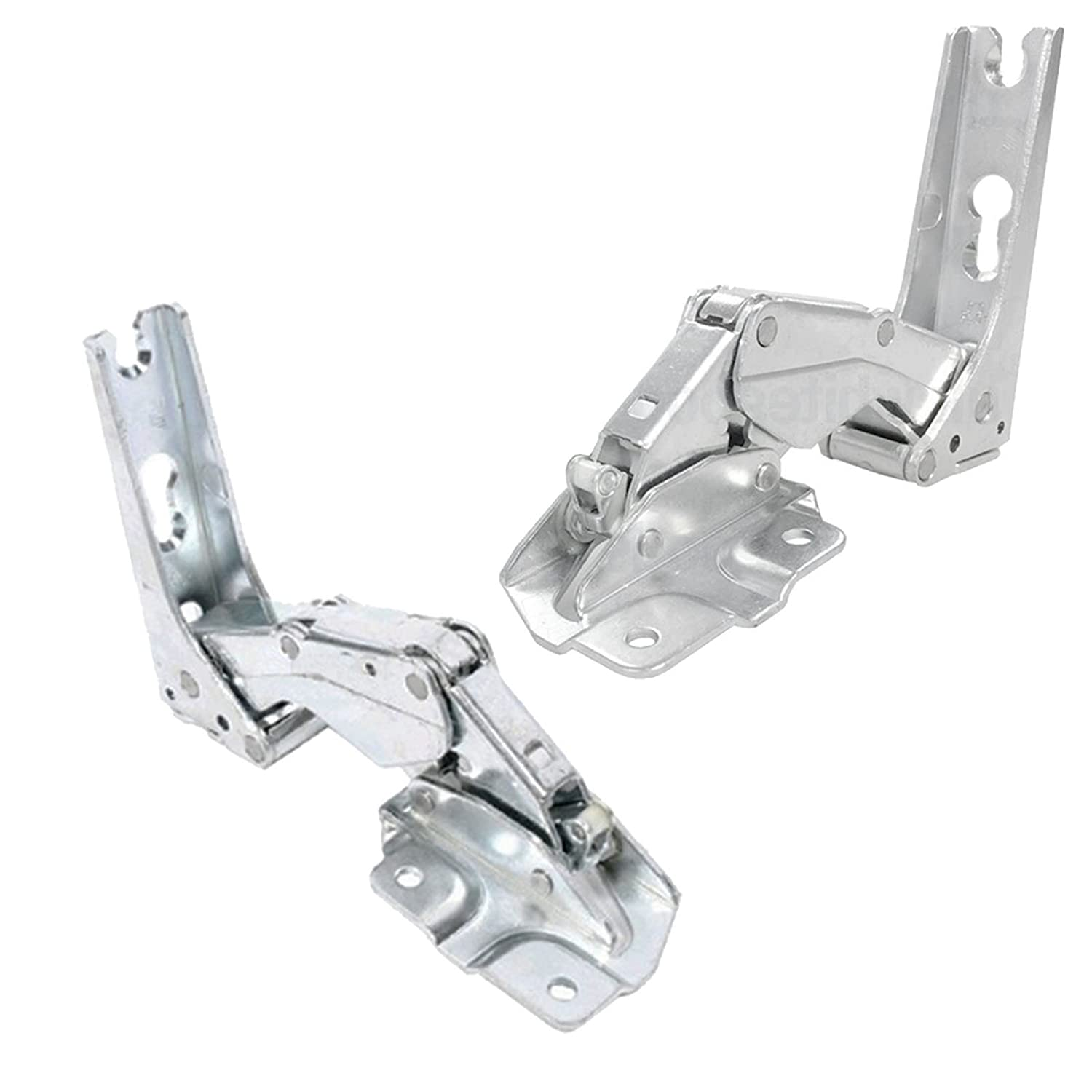 De Dietrich Fridge Freezer Integrated Door Hinge Pair (Top / Bottom, Left / Right)
