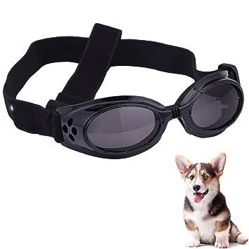 yunt mascota cachorro perro gafas de protección UV gafas de sol resistente al agua gafas de sol para pequeño perro