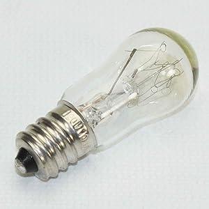 GE WE05X20431 Dryer Drum Light Bulb Genuine Original Equipment Manufacturer (OEM) Part