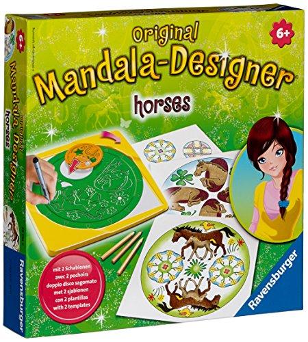 Ravensburger 2-In-1 Mandala-Designer Horses