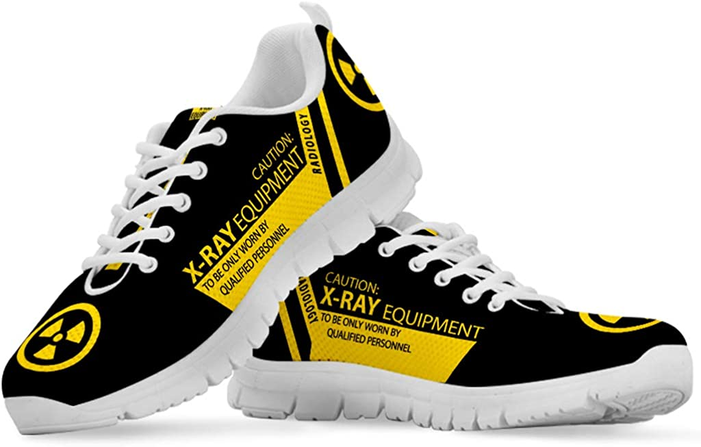 Radiology Gifts for Men Radiologist Sneakers Shoes Graduate Student Rad Tech RT
