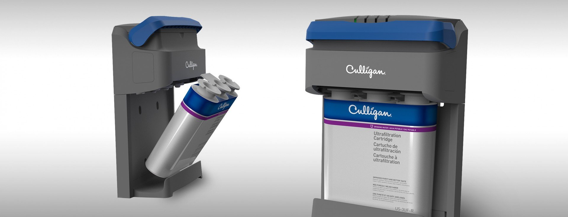 Culligan US-3UF Ultra Filtration Under Sink Drinking Water System by Culligan