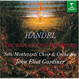 Handel : Israel in Egypt; The Ways of Zion do mourn (French only)