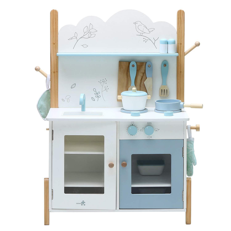 Coloridos aparadores de Cocina, fingir Comida y Juegos de rol para niños