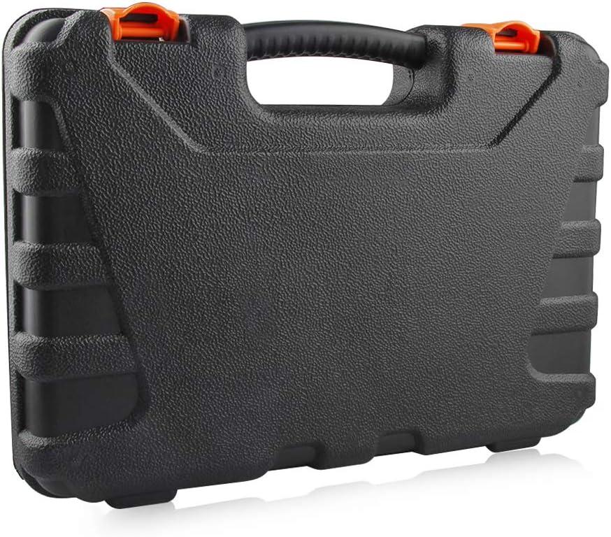 Top-Tools Classic 25PCS Home Repair Hand Tool Set with Tool Box Storage Case Household Tool Kit