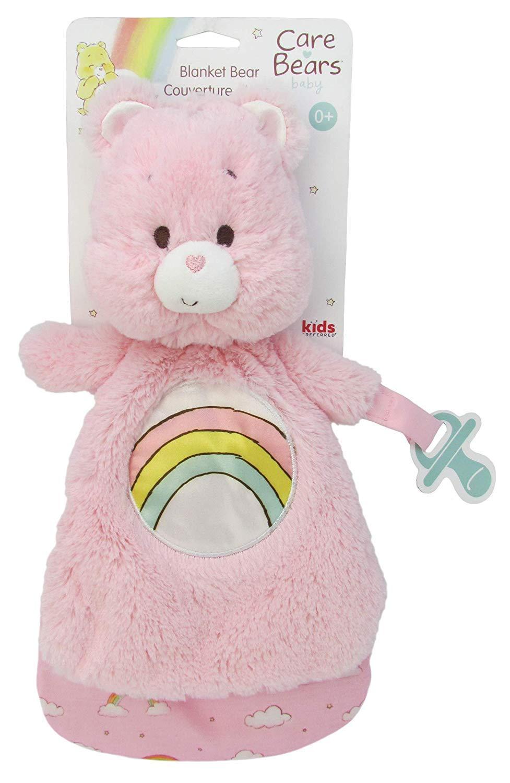 KESS InHouse Iris Lehnhardt Dicentra Teal Pink Fleece Baby Blanket 40 x 30