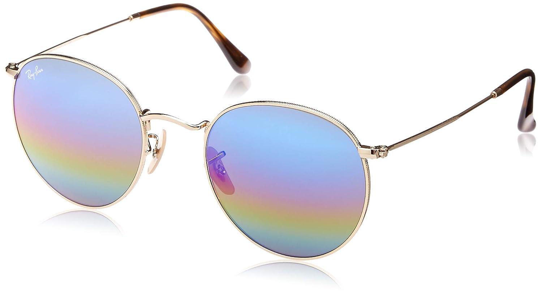 aa9fcfdd17 Ray-Ban Polarized Round Men s Sunglasses (0RB3447