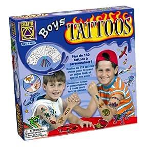 Creative - Tatuaje temporal (5542)
