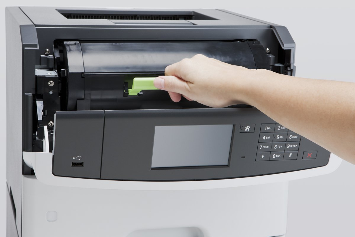 Lexmark MS610DE MonoChrome Laser Printer - 35S0500 by Lexmark (Image #1)