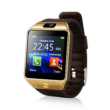 339f5668c Yuntab SW01 Watch Bluetooth Smart Watch Fitness pedometer Wrist Wrap Watch  Phone with Camera Touch Screen
