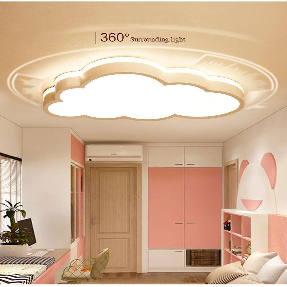 Myljp Deckenlampe Ultra Dunnen Kinderzimmer Lampe Led Schlafzimmer