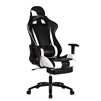 amazon com managerial and executive office chair gaming chair high