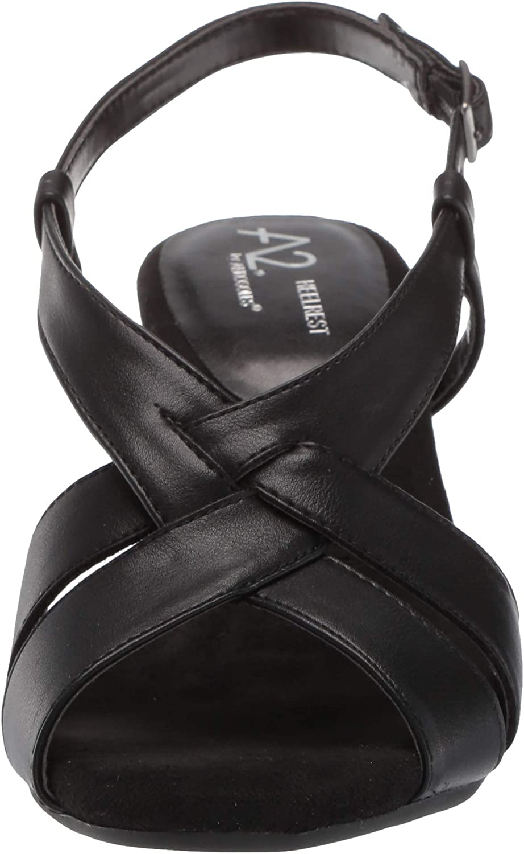 Aerosoles Womens Passcode Heeled Sandal