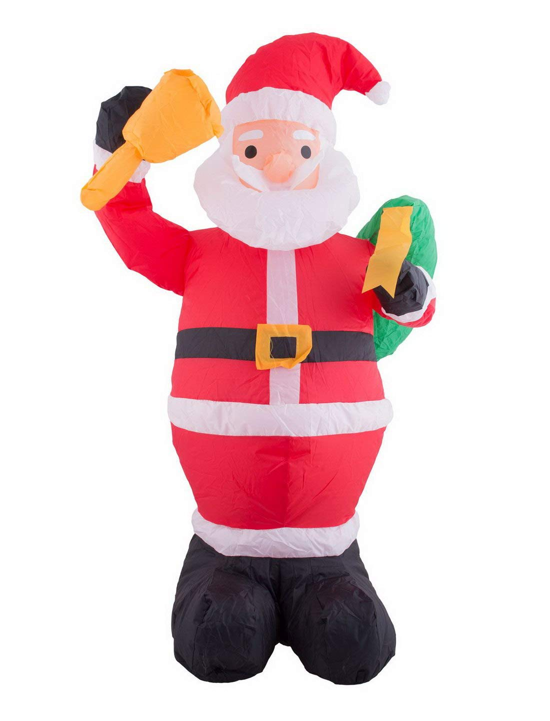 toybakery - Decoración navideña Decorativa Hinchable Papá ...