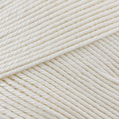 - Patons 100% Cotton 4 Ply - Cream (1692)