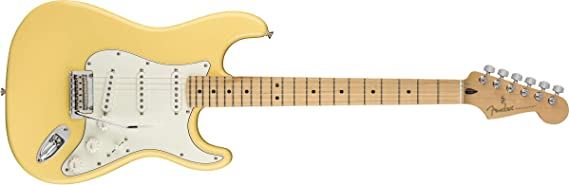 Fender Player Stratocaster Electric Guitar - Maple Fingerboard - Buttercream