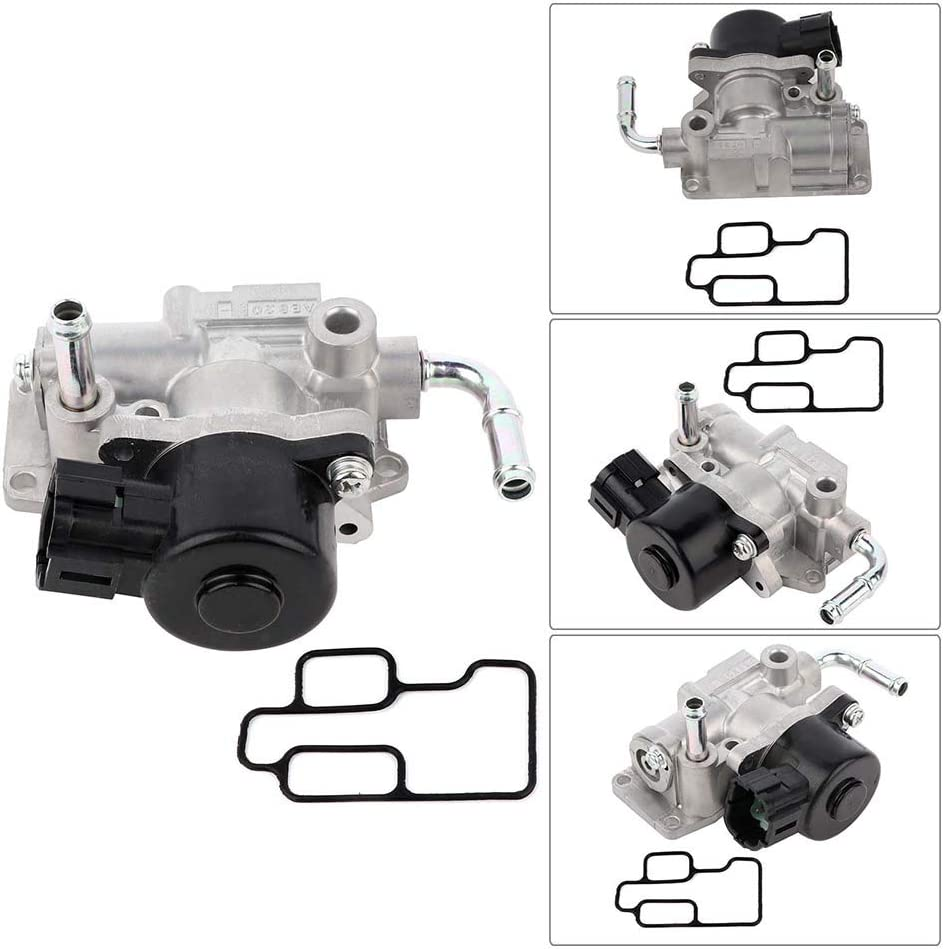 ROADFAR Idle Speed Control Idle Air Control Valve Fit for 2000-2006 Nissan Sentra Compatible with 23781-5M010