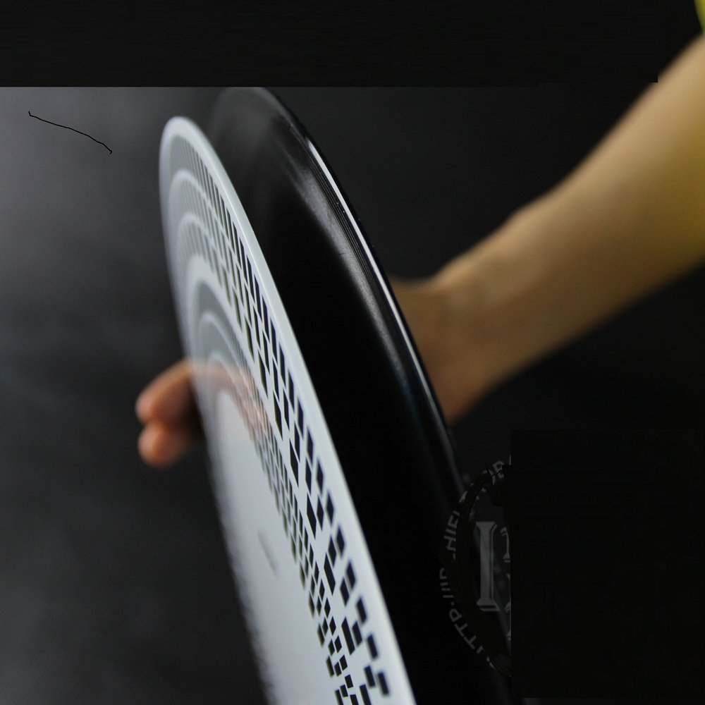 Amazon.com: Disco acrílico alfombra de tocadiscos alineación ...