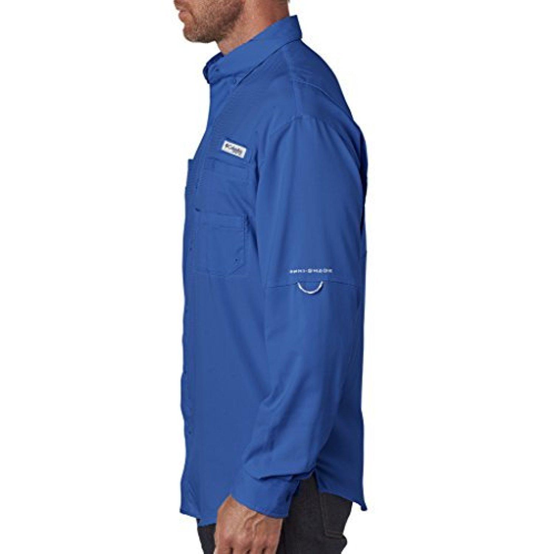 8d0f82cb3 Amazon.com : Columbia Men's Tamiami II Long Sleeve Shirt : Clothing