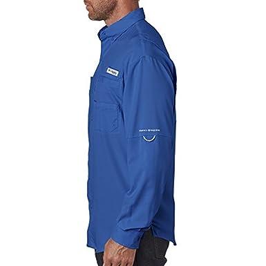 be723aad46c Amazon.com : Columbia Men's Tamiami II Long Sleeve Shirt : Clothing