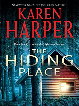 book cover of The Hiding Place