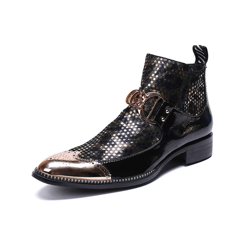 3d7fd29121aa Amazon.com   Hy Men s Martins Boots