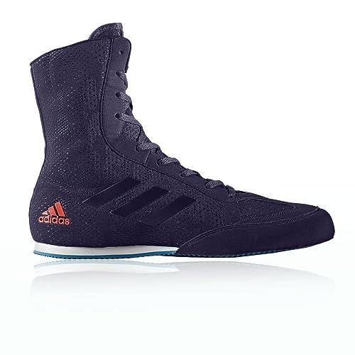 uk availability 8b5c3 cddcb Adidas Box Hog Boxeo Zapatillas - SS18 Amazon.es Zapatos y complementos
