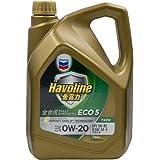 Chevron 雪佛龙 金富力全合成机油 ECO 5 [SAE SN] 0W-20 4L