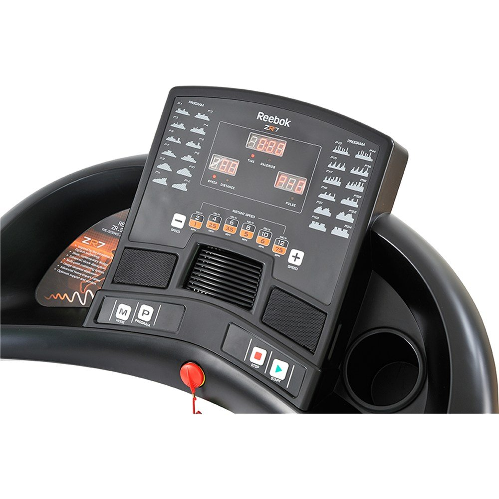 Reebok RE1-11721GN - Cinta de Correr para Fitness: Amazon.es ...
