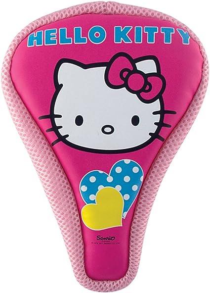 Hello Kitty 26091 - Funda para sillín de Bicicleta, Color Rosa ...