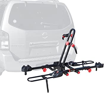 Allen Sports Easy Load Deluxe 2-Bike Hitch Rack