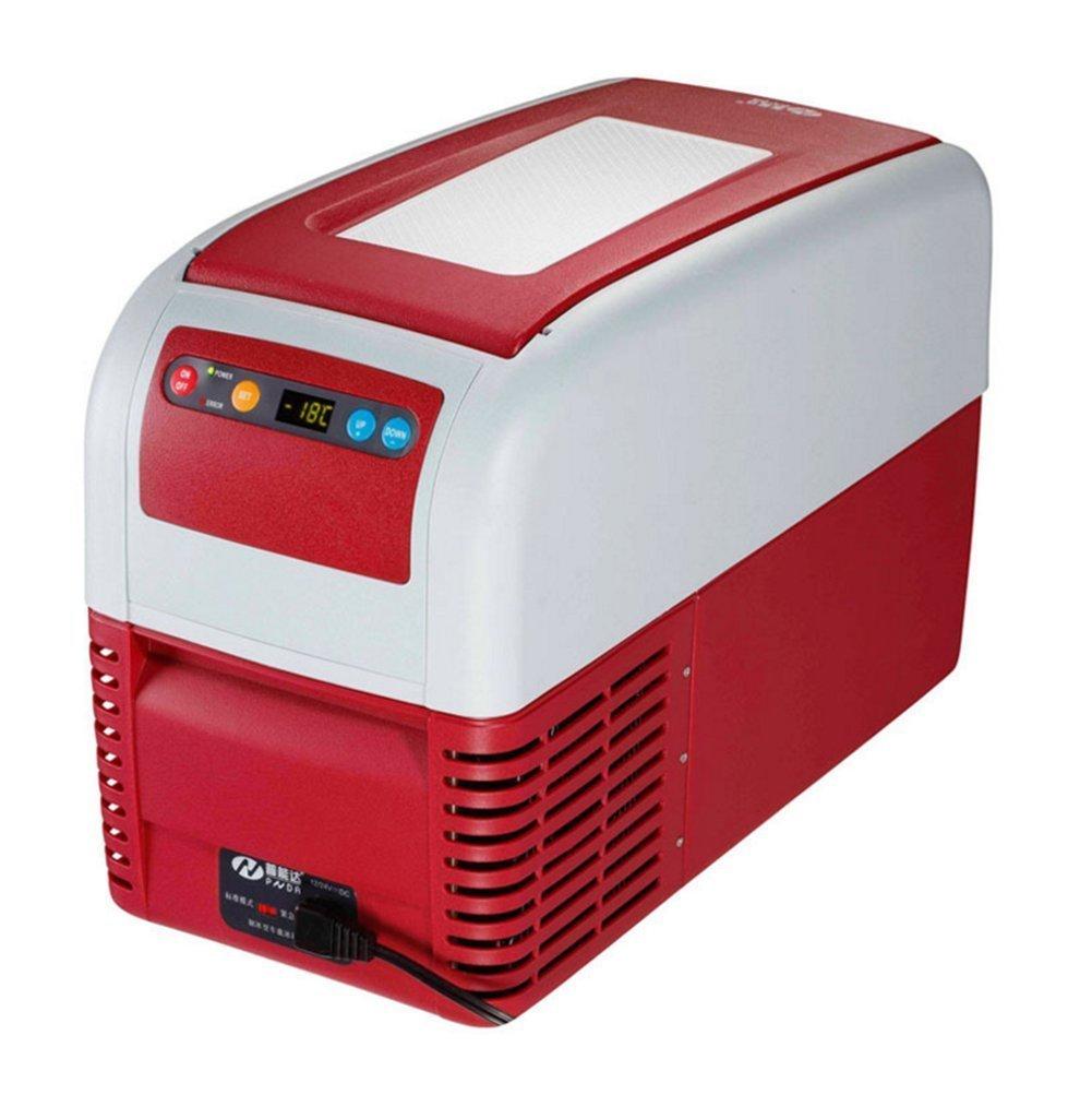 Amazon.es: GEGEQUNAERYA Refrigerador refrigerado del Coche del compresor de la Refrigeración