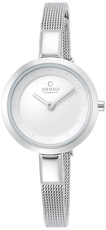 Obaku Harmony Damen-Armbanduhr V129L CIMC Titan-Glas