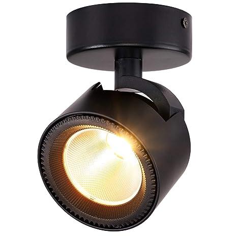 Dr Lazy Indoor 10w Led Ceiling Spots Adjustable Ceiling Lamp