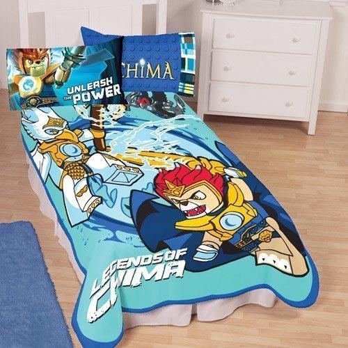 LEGO Legends Chima Blanket Bedding