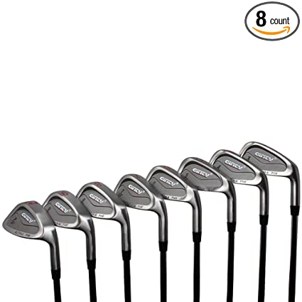Heavy Ginty Golf Clubs Altima Heavy Iron Set Complete 8-Piece XL Big & Tall Mens +2