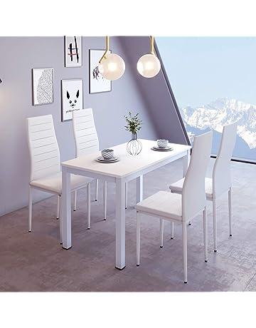 Terrific Dining Table Sets Shop Amazon Uk Home Interior And Landscaping Palasignezvosmurscom