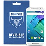 Motorola Moto X Style Screen Protector Pack, Super Clear by Minotaur (6 Screen Protectors)