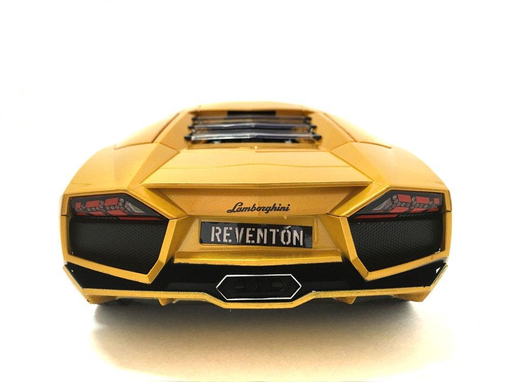 Amazon.com: 2.4Ghz Radio Remote Control Lamborghini Reventon 1/18 Scale RC  Limited Edition: Toys U0026 Games