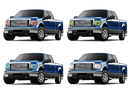 Amazoncom Flashtech For Ford F 150 09 14 V3 Fusion Color
