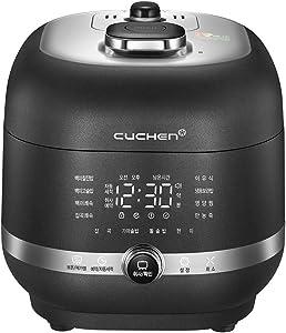 Cuchen USA Meejak IR Pressure Rice Cooker CJR-PM0610RHW 6Cup