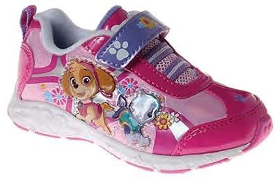 Josmo Girl Paw Patrol Sneaker Girls Toddler Pink QAEVGVO