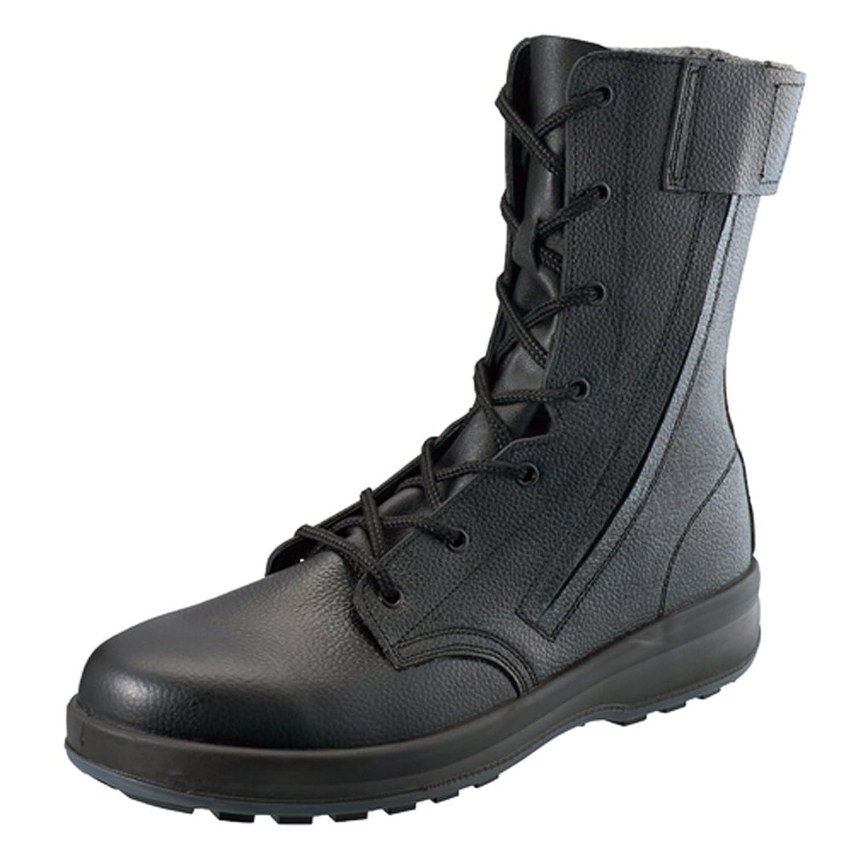 【WS33HiFR】長編上靴 防災用靴 耐滑性に優れる(F合格)踏抜き防止板内蔵 B075Z83VRJ 24.0 cm