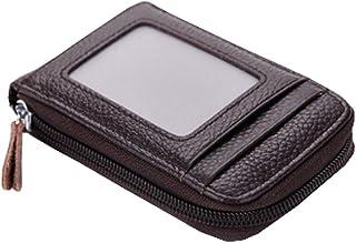 Mignon carte de crédit Cartes de sac à fermeture porte-monnaie, Café Café Blancho Bedding
