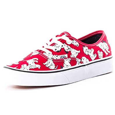 c026e22f6d2 Vans Disney Authentic Womens Trainers  Amazon.co.uk  Shoes   Bags