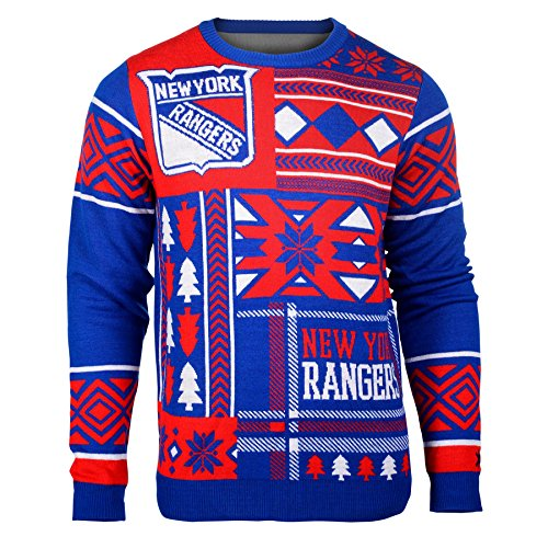 premium selection 690cc 5d04a New York Rangers Ugly Christmas Sweater | WebNuggetz.com