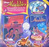 Disney's Aladdin Videocassette and Activity Kit