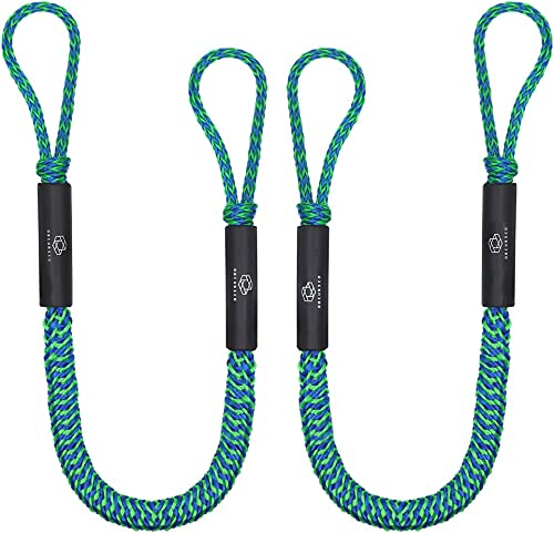 Stretchable Bungee Dock Line/Cord (Docking Rope) [Obcursco] Picture