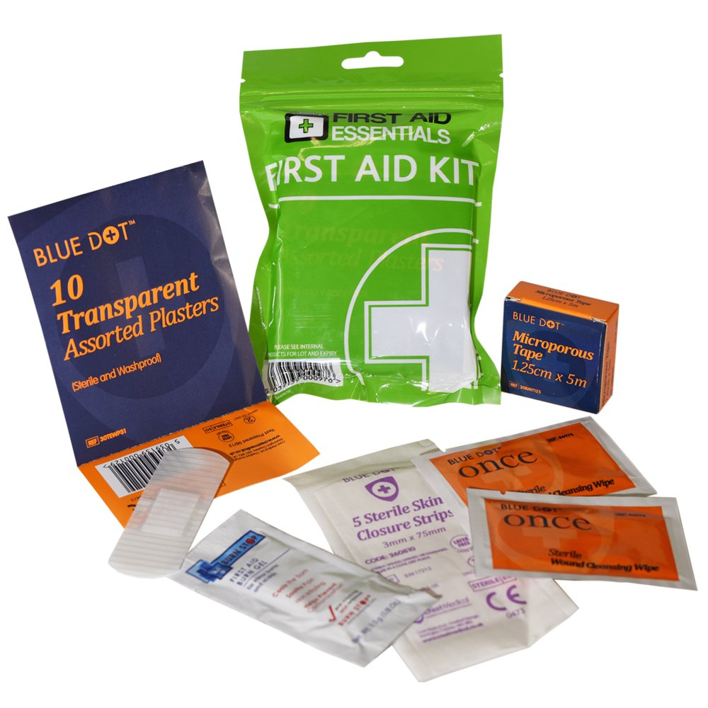 First Aid Kit Family Travel Emergency Safety Set Car Family Motoring & Leisure
